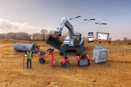 """MTS entwickelt """"Lösungen für die digitale Baustelle"""", die modellbasiertes Bauen (BIM) auch für kleine und mittlere Bauunternehmen abbildbar machen."""