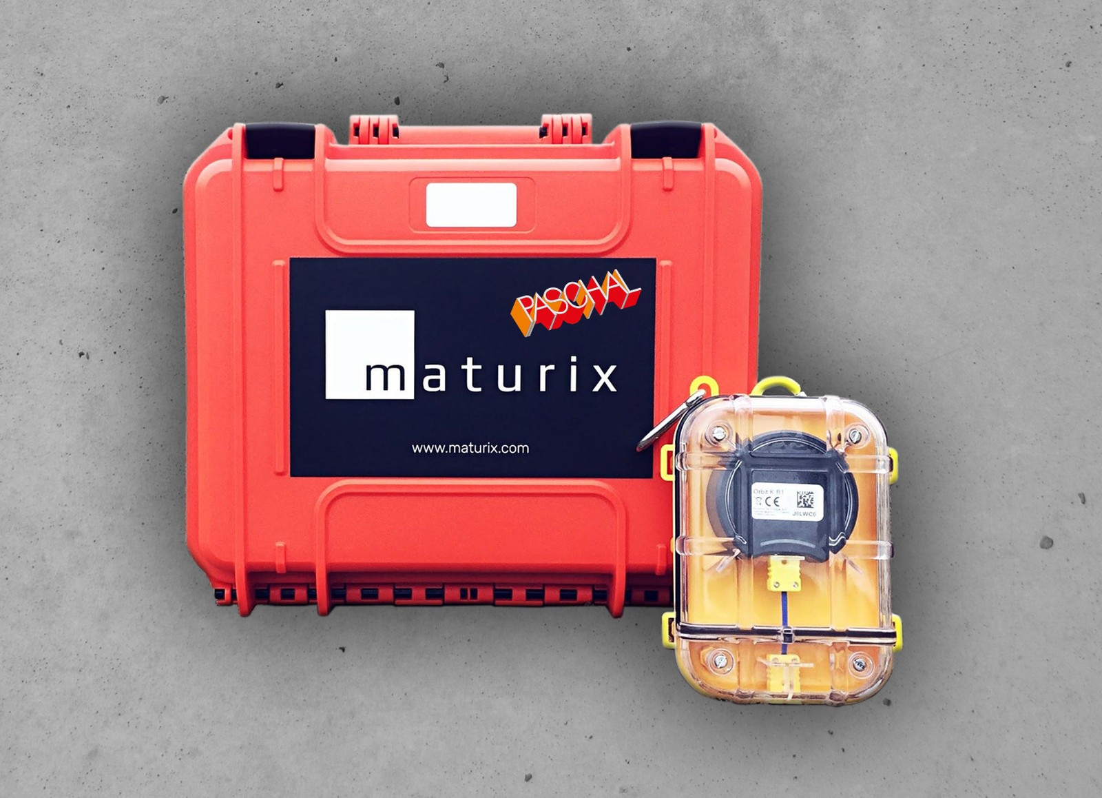 Maturix liefert bietet Beton-Monitoring in Echtzeit.