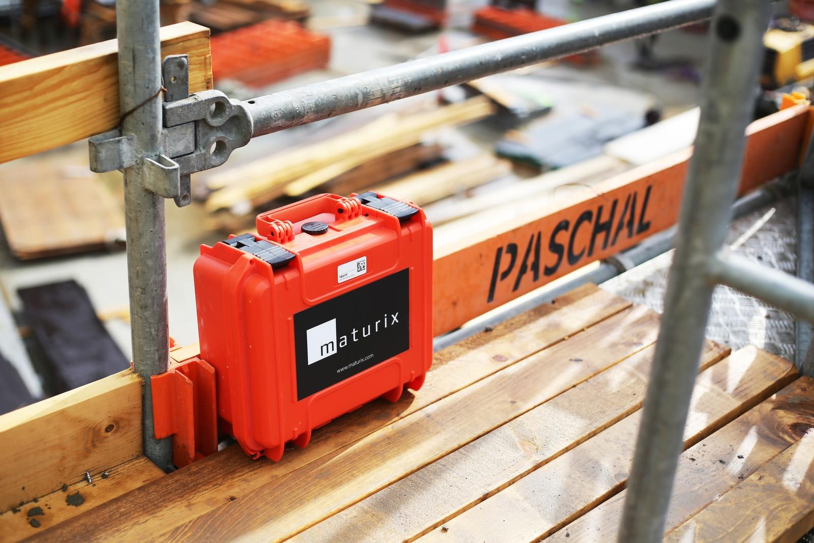Das Beton-Monitoring-System Maturix wird in Deutschland zum Kauf bzw. zur Miete angeboten.